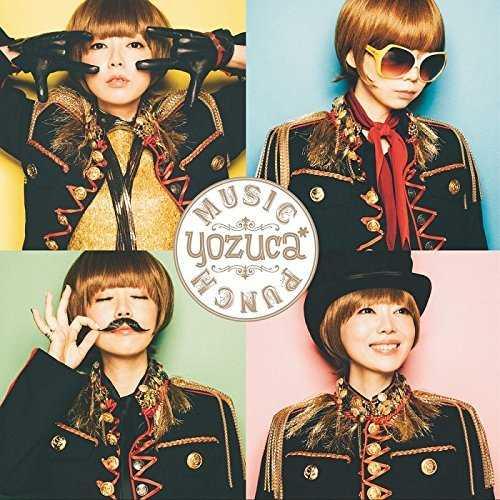 [Album] yozuca* – ミュージックパンチ (2015.09.09/MP3/RAR)