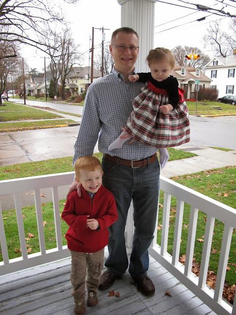 December in Ohio