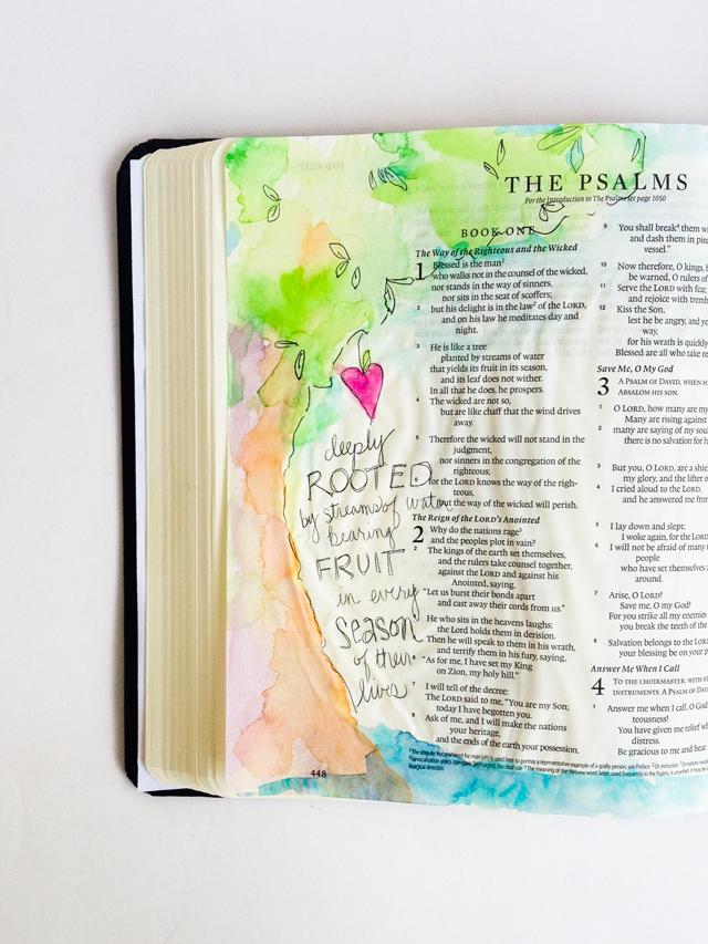 illustrated faith
