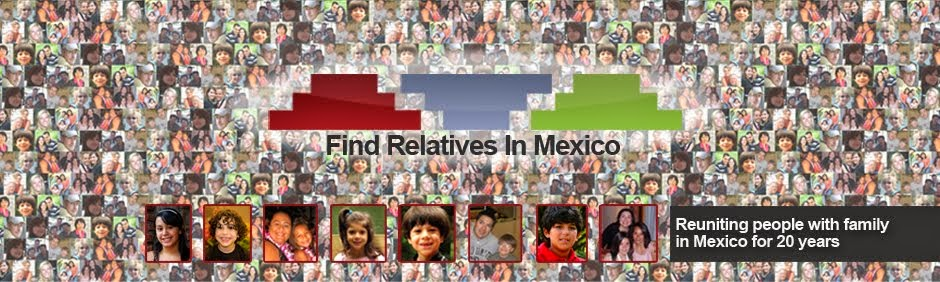 Find Family in Mexico