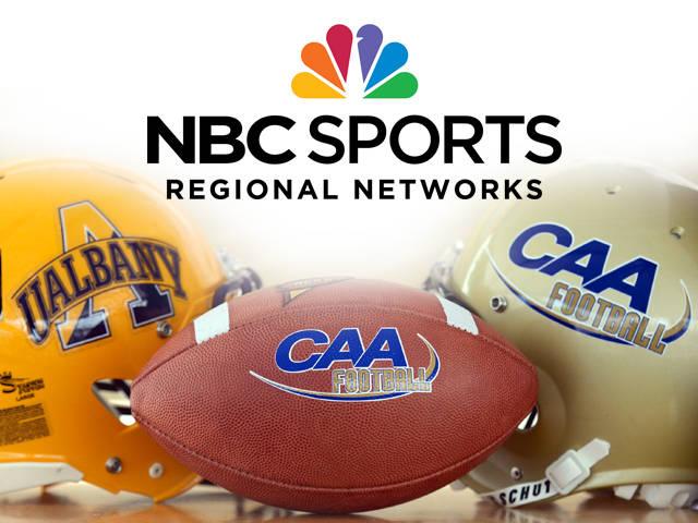 football schedule tv caa football news