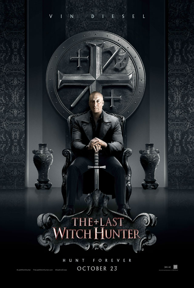 映画 The Last Witch Hunter