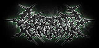 Mesin Pencabik Band Brutal Death Metal Wonosobo Logo Artwork Wallpaper