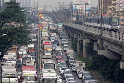 Waze : Trafik Filipina Dan Indonesia Paling Buruk Di Dunia
