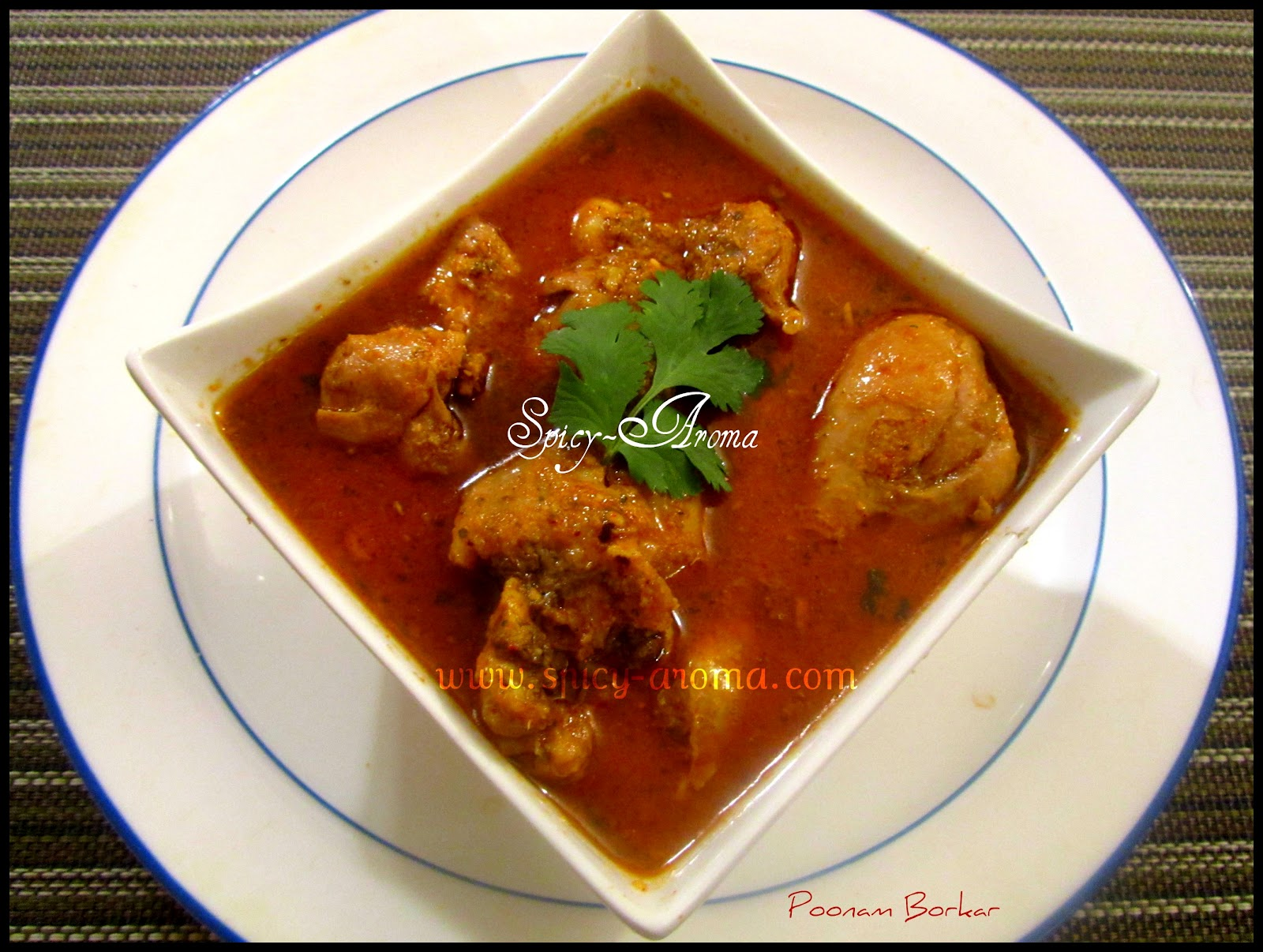 Kombdi rassa spicy chicken curry maharashtrian style spicy aroma kombdi rassa spicy chicken curry maharashtrian style forumfinder Image collections