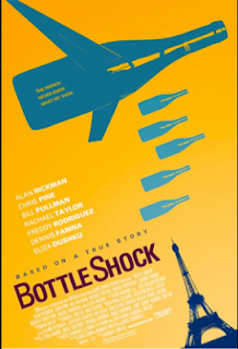 poster of the film Bottle Shock