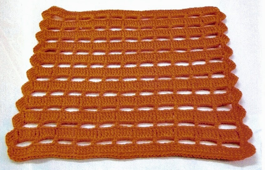 toalha croche laranja mago Merlin rei Arthur croche com receita blog