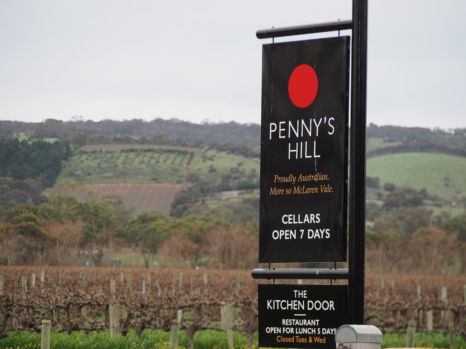 My Adelaide Home Penny 39 S Hill Winery Penny 39 Shill