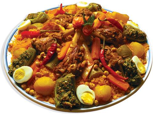 Gtt guide touristique tunisie cuisine tunisienne - Cuisine tunisienne traditionnelle four ...
