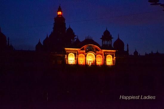 Mysore-Palace-+-Lotus-temple,-delhi
