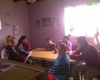 Taller de formación política en San Miguel del Monte
