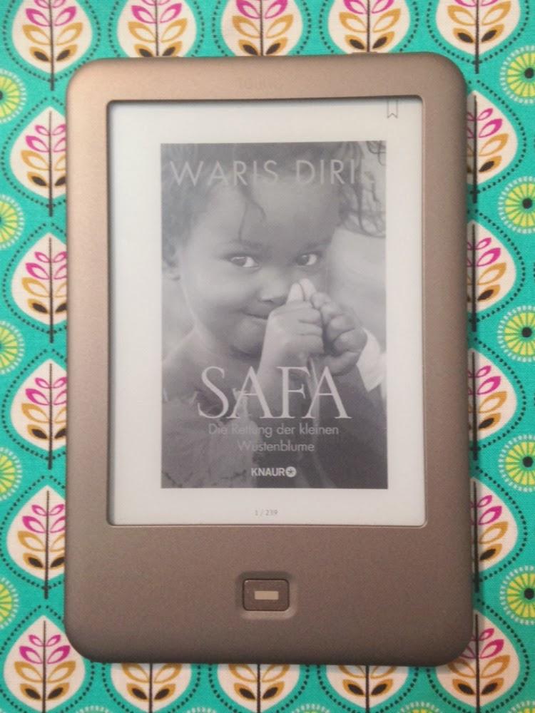 Safa, die Rettung der kleinen Wüstenblume