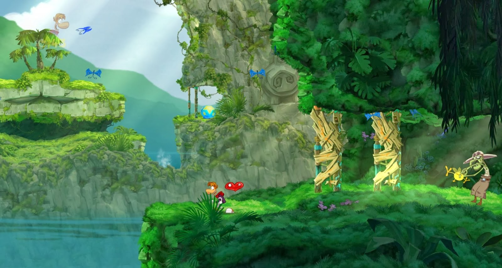 Rayman Origins Free Download for PC