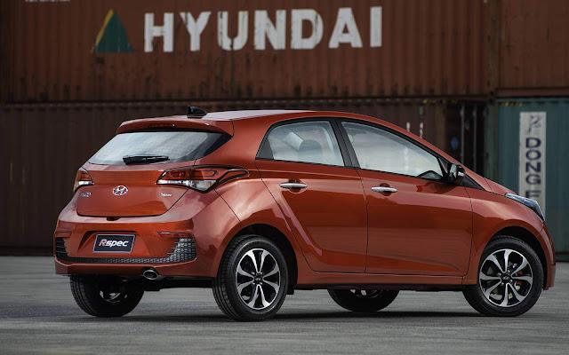 Hyundai HB20 2016 R-Spec
