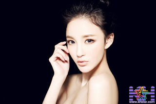 Pretty Actress Liu Yuxin