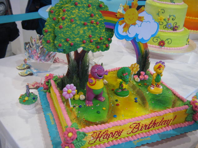 Whatwalang Hiyaan Ang Takaw Blogs Goldilocks Cake Deco Expo