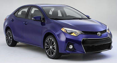 The 2014 Toyota Corolla at Sun Toyota in Holiday