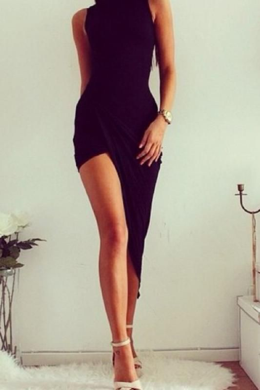 5 Examples Of Gorgeous Looks In Black click picture to see