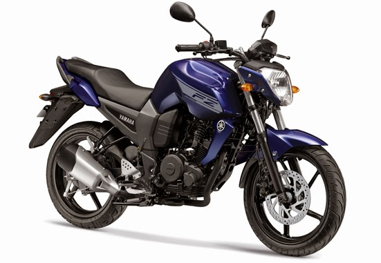 Yamaha FZ16 Blue