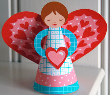 Valentine Craft Ideas on Religious St  Valentine   S Day Ideas