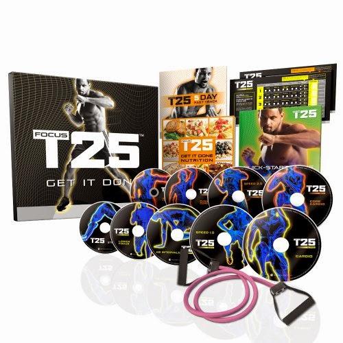 T25 DVD