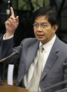Senator Panfilo Lacson on pork barrel system