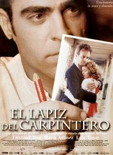 """CINE Y MEMORIA: Cineforum """"El Lápiz del Carpintero"""" (Antón Reixa 1998)"""