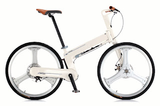 Pacific Cycles IF Mode folding bike
