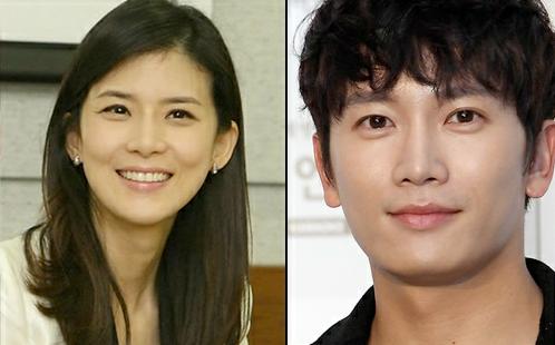 Ji Sung, Lee Bo Young