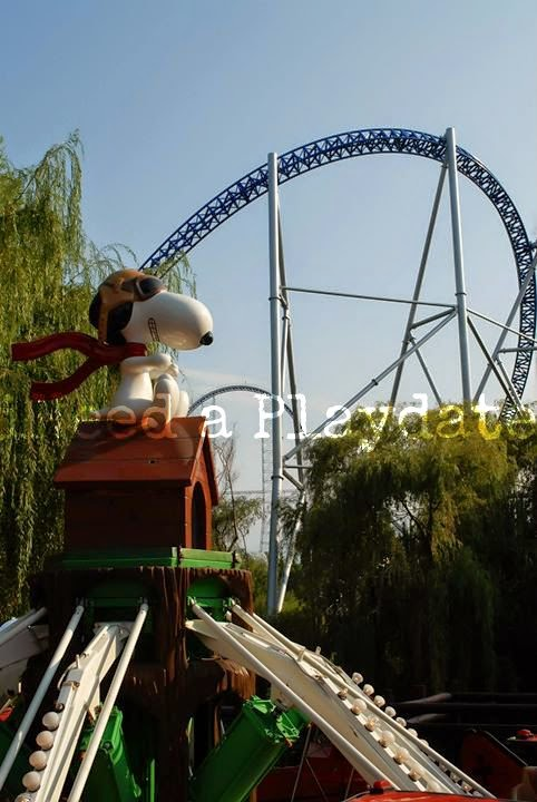 Camp Snoopy at Cedar Point | @MryJhnsn