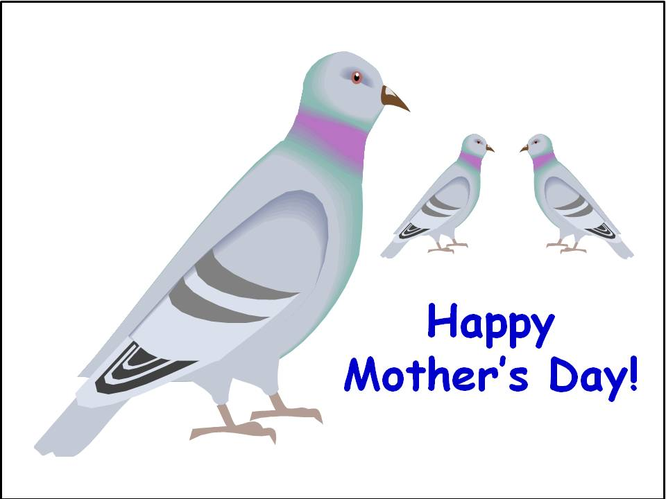 mothers day cards for children. happy mothers day cards for