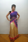 Madhulagna Das Half Saree photos-thumbnail-3