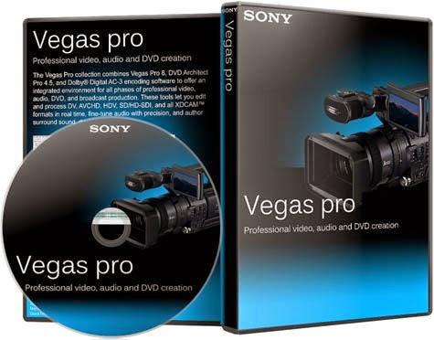 تحميل برنامج sony vegas pro 10