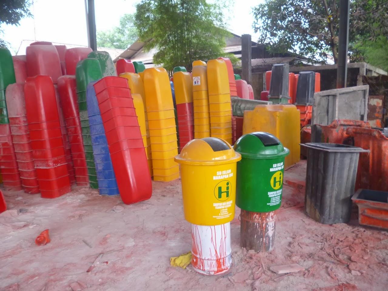 pabrik tong sampah fiber