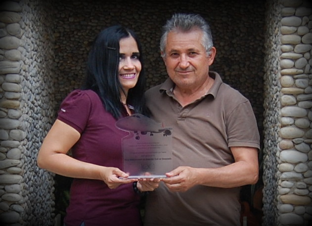 Riconoscimento ai curatori _guroga & enzo correnti nel Venezuela