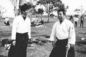 S. Pranin sensei y Saito sensei.