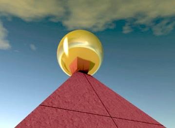 piramide de Keops esfera