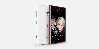 Nokia Lumia 720 Advantages