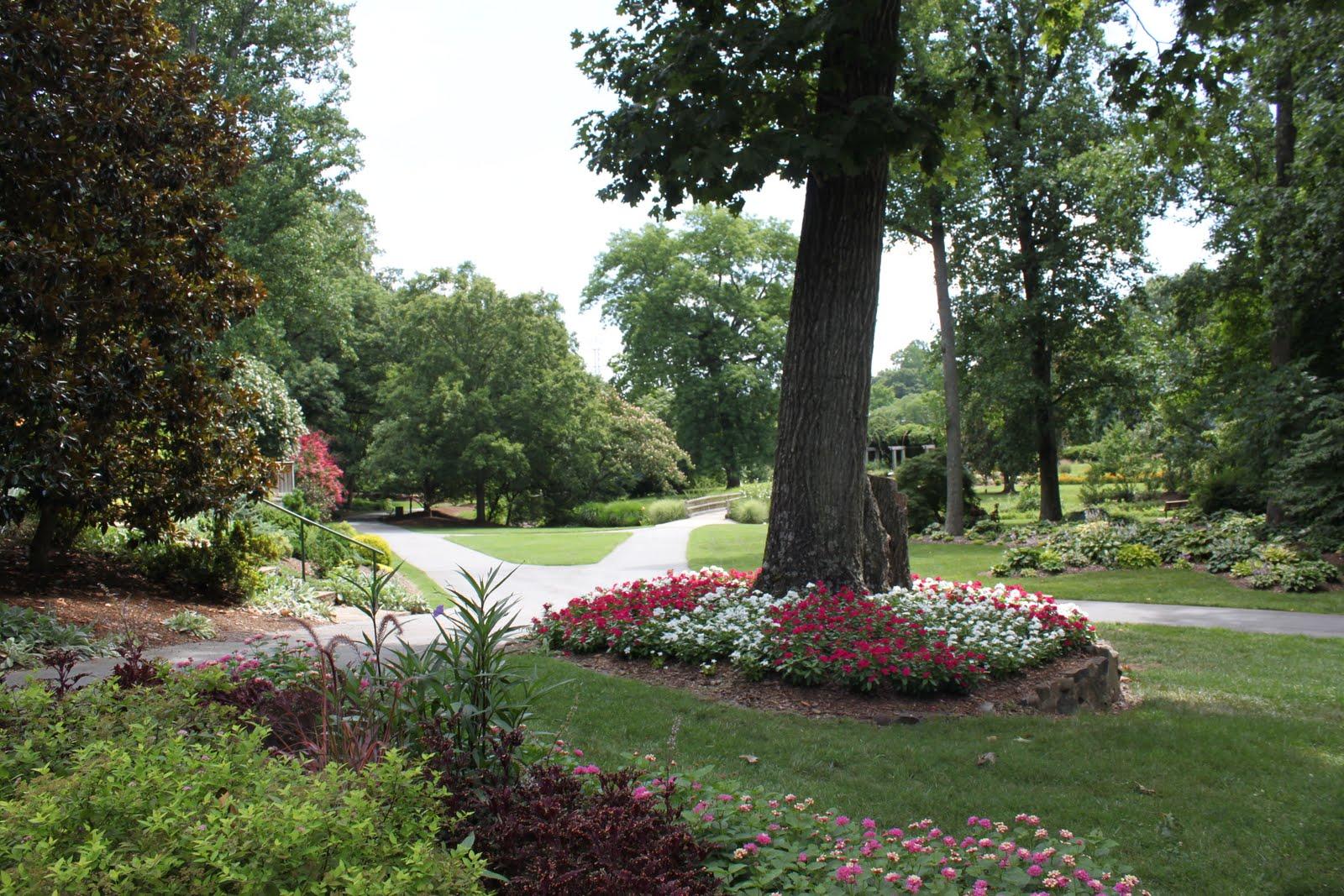 i'm bloggin': greensboro arboretum