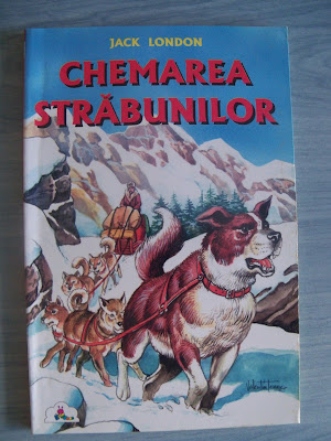Chemarea strabunilor de Jack London