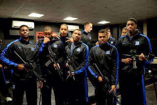 Duke basketball guns
