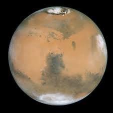 حضارة في المريخ