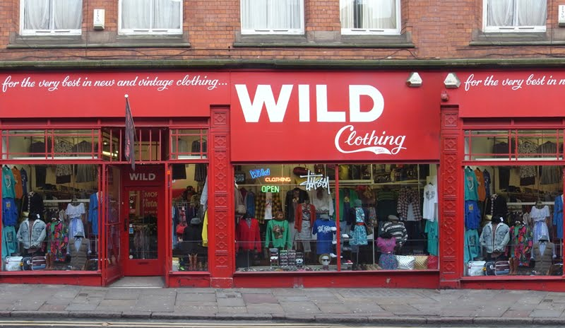 The Vintage Flea Guide To Nottingham Wild And Wilder Clothing