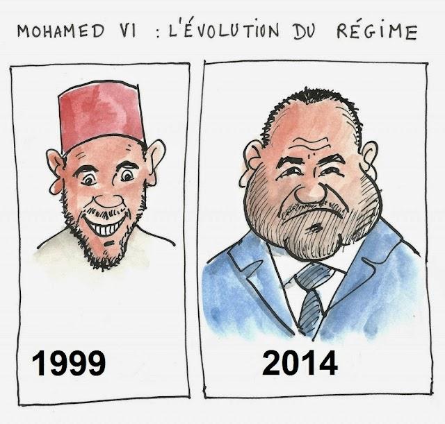 La pesadilla de Mohamed VI