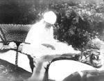 Baba Nand Singh Ji in Naam Samadhi