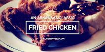 Fried Chicken in Arkansas