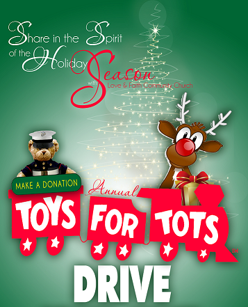 Forest Elementary: Toys for Tots Toy Drive