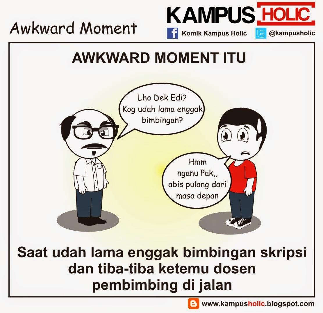 #831 Awkward Moment