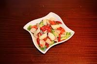 Receta de ensalada de atún y pimiento