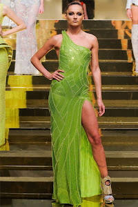 Versace Haute Couture 2012